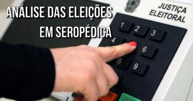 Análise das eleições 2018 em Seropédica