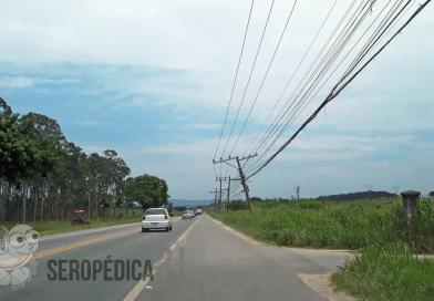 PERIGO NA RODOVIA RIO X SÃO PAULO